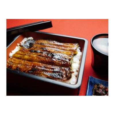 鰻の蒲焼き3尾(6パック)、たれ別、挽きたて粉山椒付