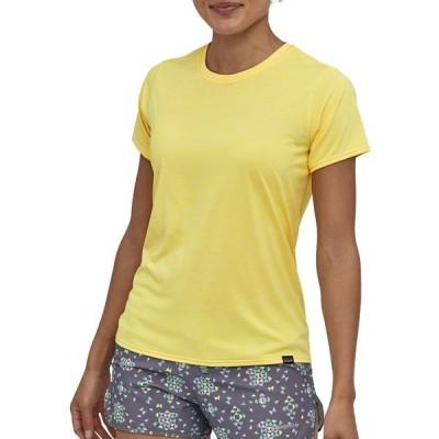 パタゴニア シャツ トップス レディース Patagonia Women's Cap Cool Daily T-Shirt Pineapple