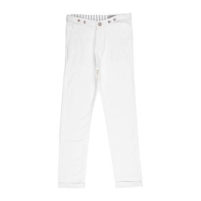 SP1 パンツ ホワイト 6 コットン 95% / ポリウレタン 5% パンツ