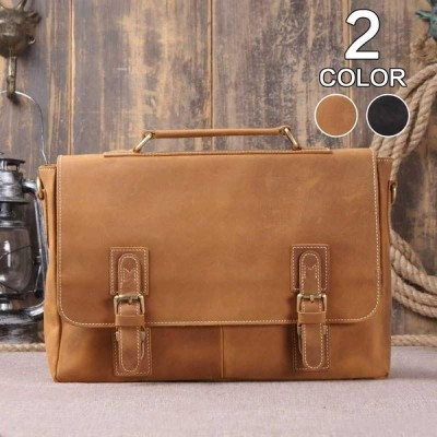 送料無料紳士 本革バッグメンズトートバッグ 斜めがけショルダーバッグ 大容量ビジネスバッグ肩掛け ビジネスバッグ メンズバッグ