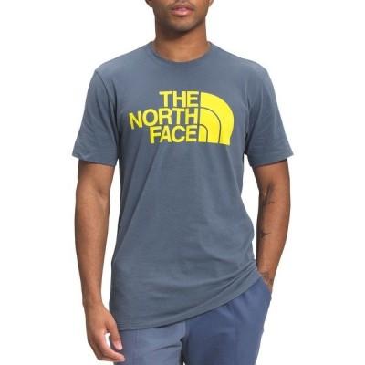 ノースフェイス シャツ トップス メンズ The North Face Men's Half Dome T-Shirt VintageIndigo