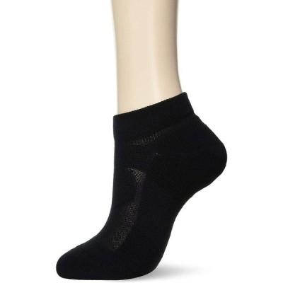 [アツギ] ソックス Crank (クランク) 3Dサポーティソックス 足底パイル アンクル丈(足首あたりの長さ) 綿混 靴下 スポーツ 運動 <2