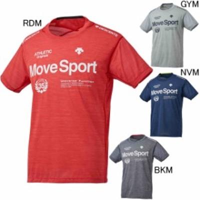 デサント Tシャツ  メンズ ユニセックス ブリーズプラス Tシャツ  DESCENTE DMMPJA61
