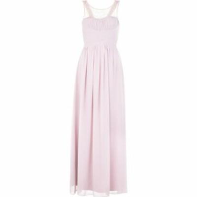 リトル ミストレス Little Mistress レディース ワンピース マキシ丈 ワンピース・ドレス Beaded top maxi dress Mink