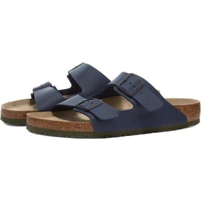 ビルケンシュトック Birkenstock メンズ サンダル シューズ・靴 Arizona SFB Desert Soil Blue