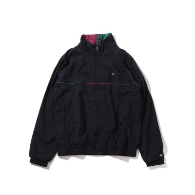 【アトモス】 ナイキ カーティス トラック ジャケット メンズ ブラック M atmos