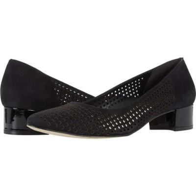 ウォーキング クレードル Walking Cradles レディース パンプス シューズ・靴 Happy Black