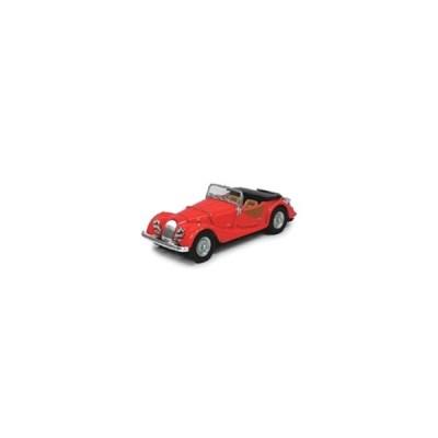 モデルカー 1/43 Cararama/カララマ モーガン  プラス  8  レッド