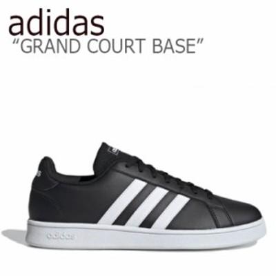 アディダス スニーカー adidas メンズ レディース GRAND COURT BASE グランドコートベース BLACK ブラック ホワイト EE7900 シューズ