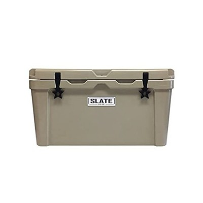 Slate Gear Roto-Molded YETI, RTIC Style Cooler. Heavy Duty, Fishing and Cam