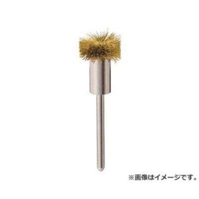 TRUSCO フラワー型ブラシ 真鍮 線径0.1X外径15X筒径8X軸径3 153F3 [r20][s9-810]