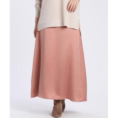 I.T.'S. international/イッツインターナショナル Aラインスカート ピンク1 03