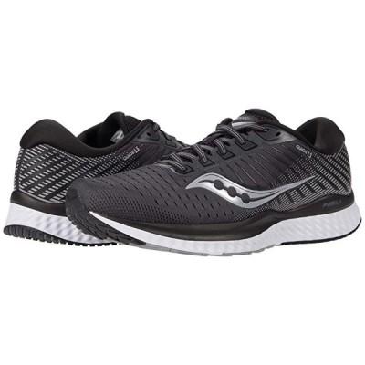 サッカニー Guide 13 メンズ スニーカー 靴 シューズ Black/White