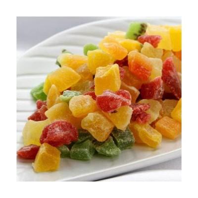 ドライフルーツ フルーツミックス(1kg 袋) フルーツキューブ6種類 パイン キーウイ イチゴ メロン ?
