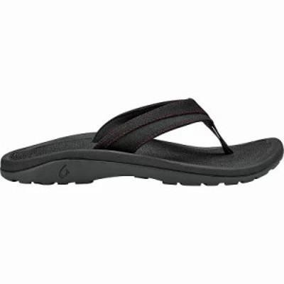オルカイ サンダル Ohana Koa Sandal Carbon/Carbon