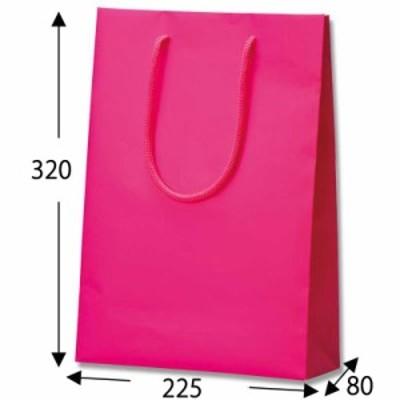 HEIKO 紙袋 ブライトバッグ SWT ラズベリーピンクMT(マットPP貼り) 10枚