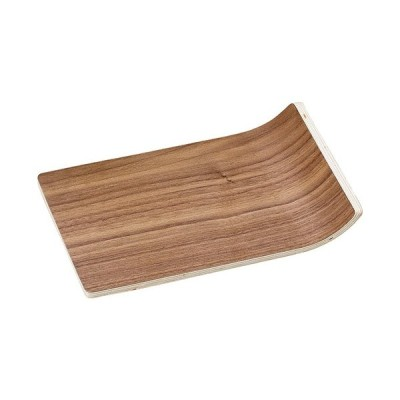 KOYO 木製アクセサリーブラックウォールナット スモールトレー