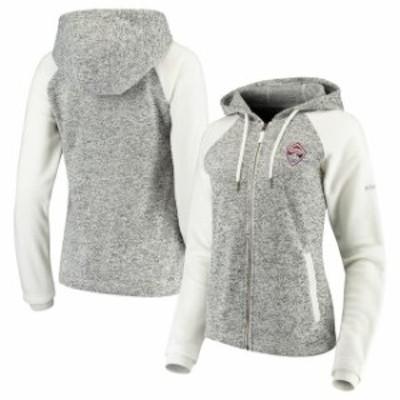 Columbia コロンビア スポーツ用品  Columbia Colorado Rapids Womens White Darling Days Full-Zip Jacket