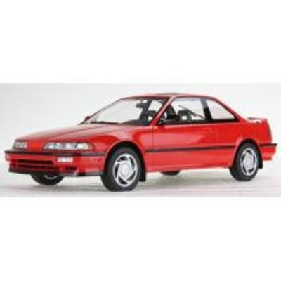 LS Collectibles 1/18 ミニカー レジン プロポーションモデル 1990年モデル アキュラ インテグラ クーペ   ACURA - INTEGRA COUPE 1990 1