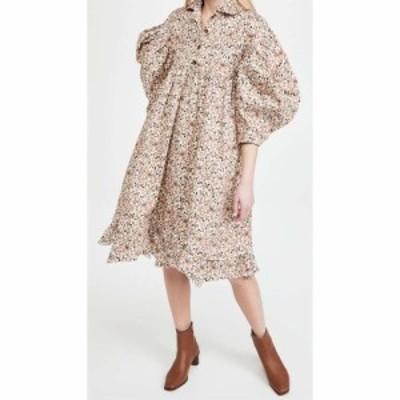 キカバルガス Kika Vargas レディース ワンピース ワンピース・ドレス India Dress Pink Mushroom