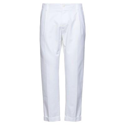 ORIGINAL VINTAGE STYLE パンツ ホワイト 52 コットン 100% パンツ