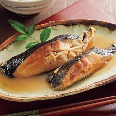 北海道産 黒カレイ煮付 8袋セット