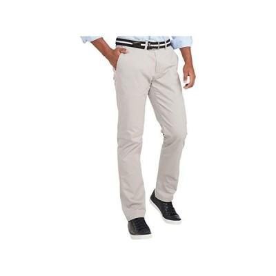 トミー・ヒルフィガー Chino Pants Custom Fit メンズ パンツ ズボン Drizzle