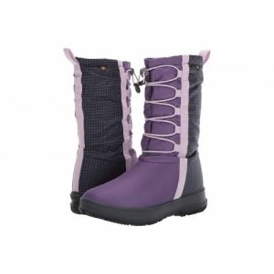 Bogs ボグス レディース 女性用 シューズ 靴 ブーツ スノーブーツ Snownights Purple Multi【送料無料】