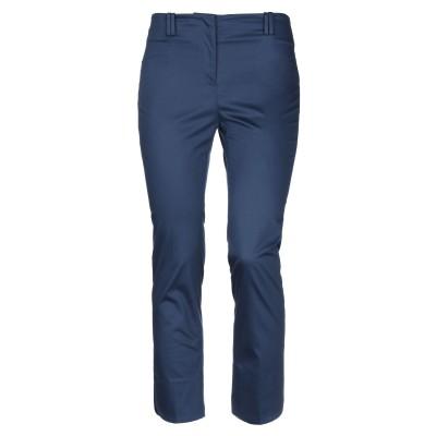 SLOWEAR パンツ ダークブルー 42 コットン 96% / ポリウレタン 4% パンツ
