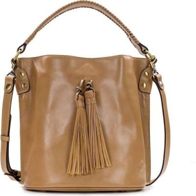 パトリシア ナッシュ Patricia Nash レディース バッグ バケットバッグ Heritage Otavia Leather Bucket Bag Biscuit/Gold
