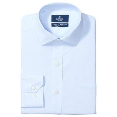 バトゥンド ダウン メンズ シャツ トップス Tailored Fit Stretch Poplin Non-Iron Dress Shirt