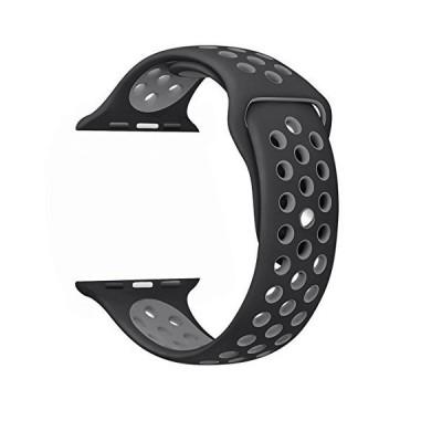 Compatible Apple Watch 38MM/40MM スポーツバンド Runostrich 交換バンド 対応 アップルウォッチ New Apple iWatch Series 6/5/4/3/2/1