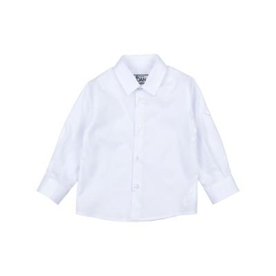 DAMPER DAN シャツ ホワイト 6 コットン 97% / ポリウレタン 3% シャツ