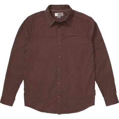 エクスオフィシオ メンズ シャツ トップス ExOfficio Men's BugsAway Talaheim LS Shirt