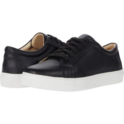 マッテオ マッシモ Massimo Matteo レディース スニーカー シューズ・靴 Oxford Sneaker Black Leather