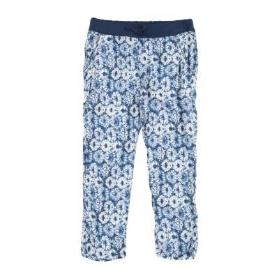 3 POMMES パンツ ダークブルー 5 レーヨン 100% パンツ