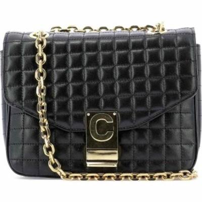 セリーヌ Celine レディース ショルダーバッグ バッグ Small Shoulder Bag Black