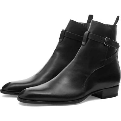 イヴ サンローラン Saint Laurent メンズ ブーツ シューズ・靴 wyatt 30mm jodhpur boot Marrakesh