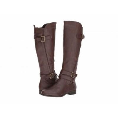 LifeStride ライフストライド レディース 女性用 シューズ 靴 ブーツ ロングブーツ Francesca Brown【送料無料】