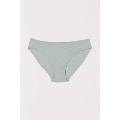H&M - Bikiniショーツ モダール - ターコイズ