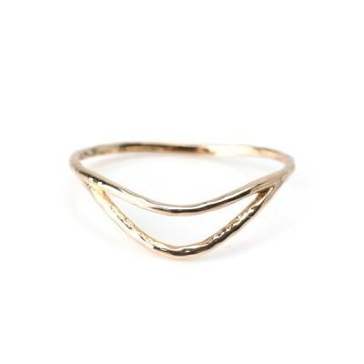 指輪 sourire・リング[2ライン]