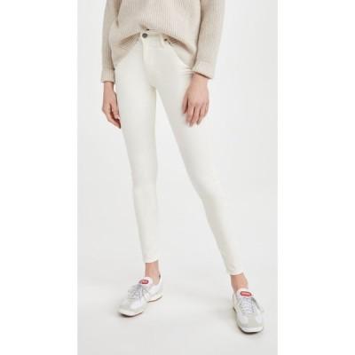 エージー AG レディース ジーンズ・デニム スキニー ボトムス・パンツ Farrah Skinny Jeans Ivory Dust