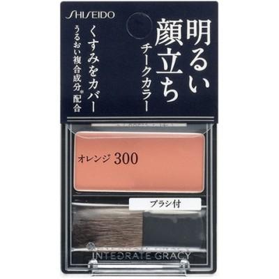 資生堂 インテグレート グレイシィ チークカラー オレンジ300 (2g)