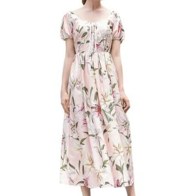 バーリコ ワンピース トップス レディース Burryco Silk-Blend Dress light pink