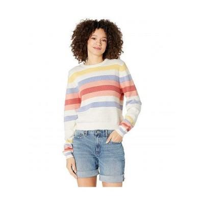 Rip Curl リップカール レディース 女性用 ファッション セーター Golden State Sweater - Multicolor