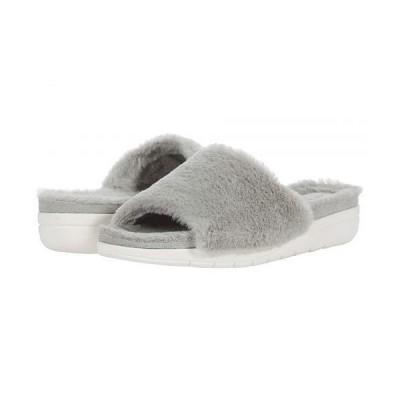 LifeStride ライフストライド レディース 女性用 シューズ 靴 スリッパ Plush Slipper - Slate