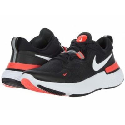 Nike ナイキ メンズ 男性用 シューズ 靴 スニーカー 運動靴 React Miler Black/White/Laser Crimson/Oil Green【送料無料】