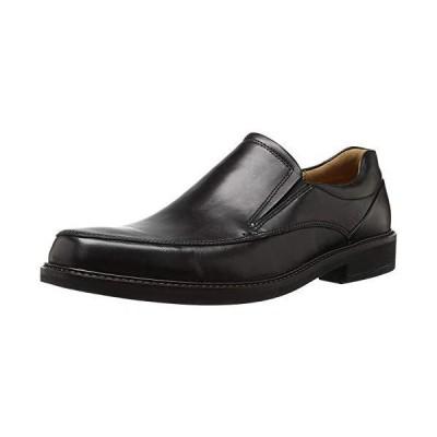 エコー ビジネスシューズ HOLTON Apron Toe Slip On メンズ BLACK 26.0cm