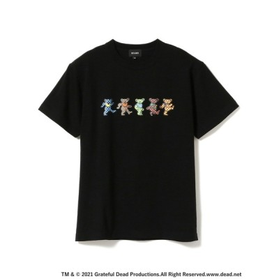 tシャツ Tシャツ BEAMS / Grateful Dead Check Bear Tシャツ