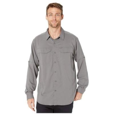 コロンビア Columbia メンズ シャツ トップス Silver Ridge Lite(TM) Long Sleeve Shirt City Grey